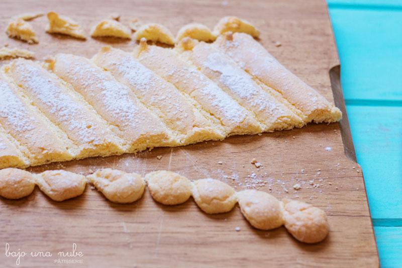 bizcochos de soletilla-baked alaska