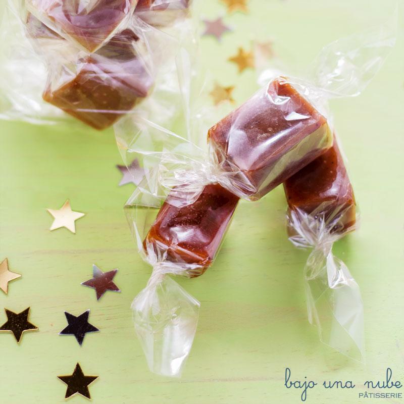 Caramelos Blandos de Mantequilla Salada