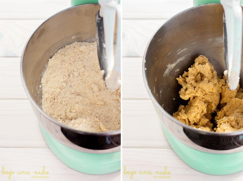 Tarta de Pera y Caramelo