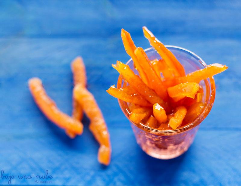 Cáscaras De Naranja Confitadas El Método Perfecto Paso A Paso