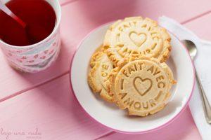 hacer galletas con niños