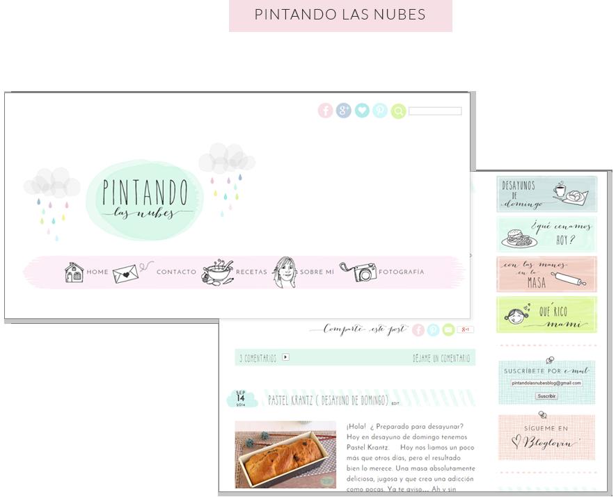 diseño de blogs y webs