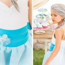 Disfraz Elsa de Frozen paso a paso