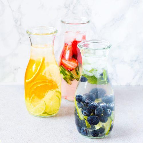 Aguas de fruta