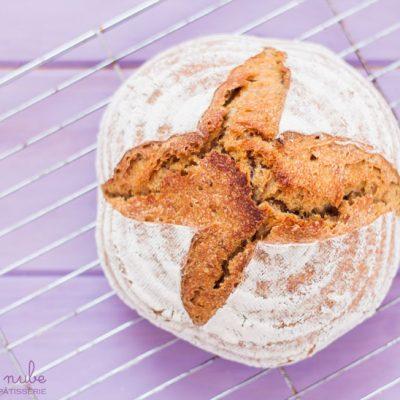 Pan de Masa Madre (y regalito…)