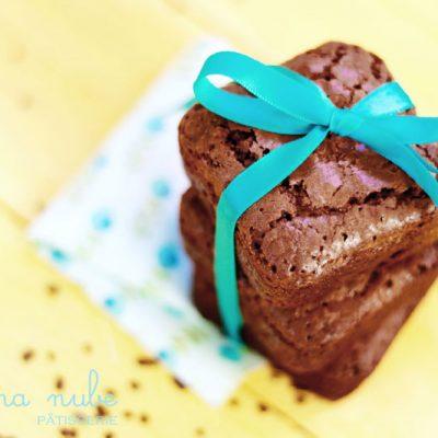 Este brownie es tonto, pero muy limpito…