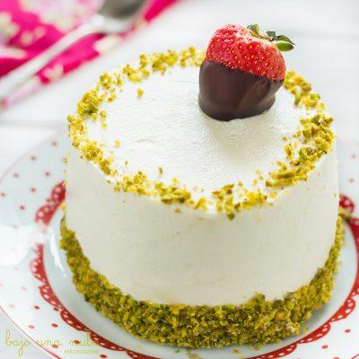 Decorar los laterales de una tarta: Toques decorativos