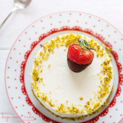 Frutas bañadas en Chocolate: Toques decorativos