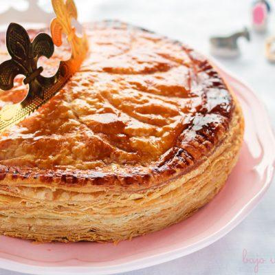 Galette de Reyes con Frangipane de Chocolate: El Roscón francés