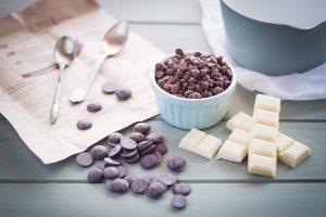 temperado del chocolate