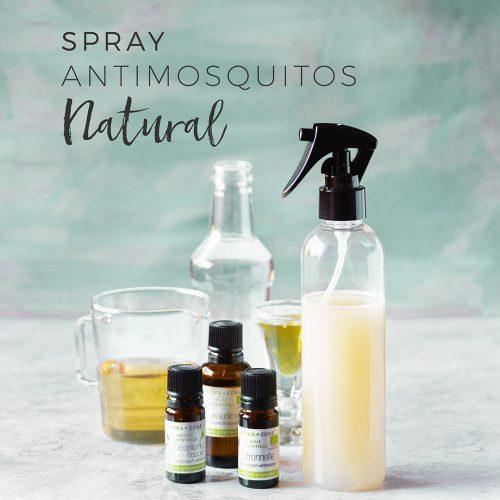 Spray antimosquitos natural